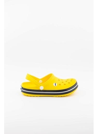 Akınal Bella  Kadın Sandalet & Terlik Sarı